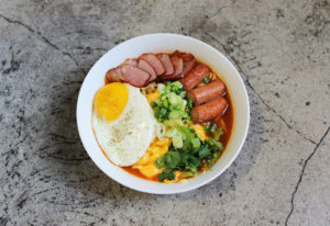 korean, stew, soup, recipe, food, los angeles, budae jjiggae, roy choi, chris oh, yeastie boys, james reamy,